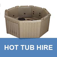 hot tub hire, rental, grimsby, cleethorpes
